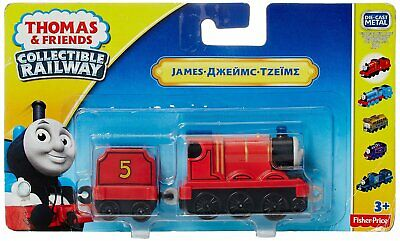 Hector /& James. Thomas /& Friends Die-cast Collectible Railway Trains