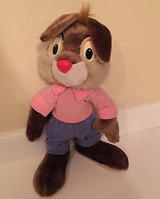 Vintage Brer ~ Rabbit ~ Song Of The South ~ From Disneyland Plush