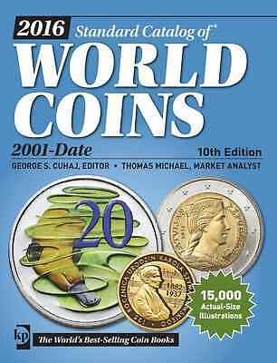 2016-2017 Krause Standard Catalogs of World Coins & Paper Money