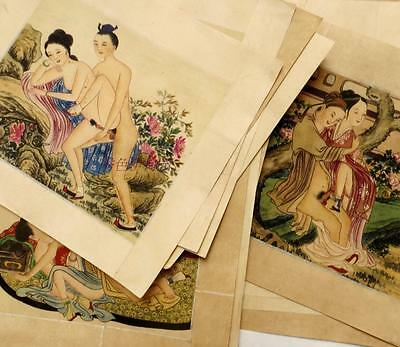 China ancient art collectibles erotic boudoir 1pc