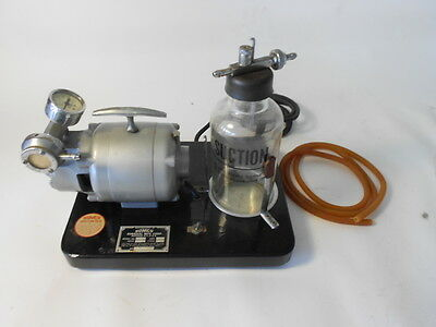 Gomco Surgical Suction Pump, Medical Decor Item