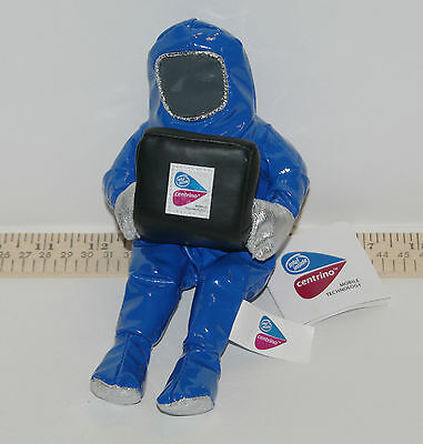 Intel Bunny People Blue w/ Centrino Mobile Laptop and Tags