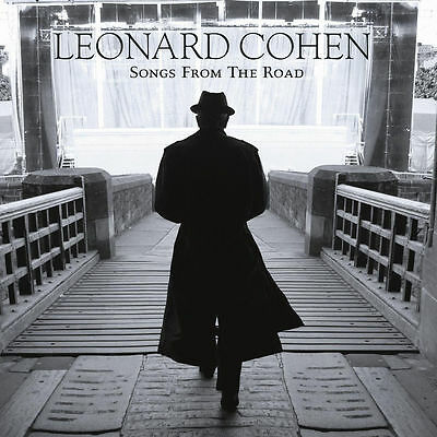 Leonard Cohen - Songs From The Road 2x 180g vinyl LP NEW/SEALED