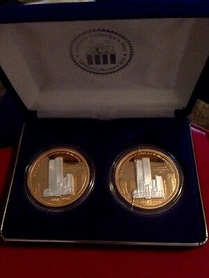 National Collectors Mint 9/11 Coins
