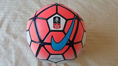 Nike Fa Cup Ordem 3 Official Match Ball