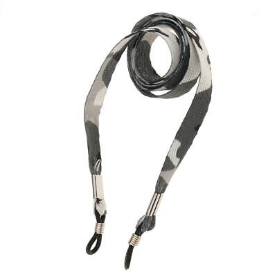 Sports Camouflage Holder Strap Cord for Sunglasses Spectacles Glasses Eyeglasses