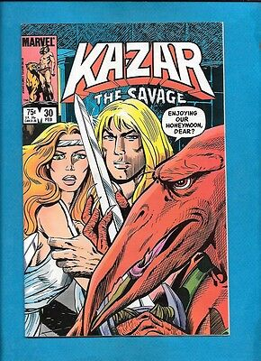 Ka-Zar the Savage #30 Marvel Comics February 1984