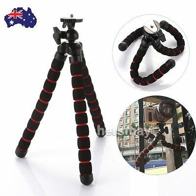 AU Octopus Flexible Tripod Stand Gorillapod for Camera DV Canon Nikon Sony Nikon