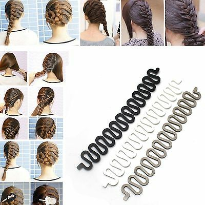 2017 Sports Braider French Braids Twist Centipede Holder/Magic Hair Styling Tool