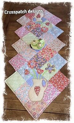 Promise  of Spring/ chicken run Table Runner Pattern