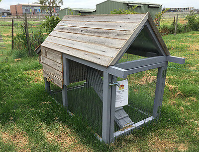 Brand New, Chicken Tractor, Australia Made From Fully Recycled Materials