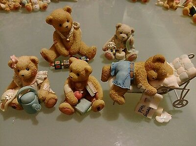 Cherished teddies Group 5.