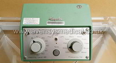 Kamplex AS7 Audiometer (Fully functional with Warranty)