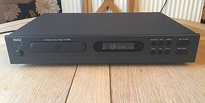 NAD C 521i Compact Disc CD Player - OWNED FROM NEW GOOD CONDITION