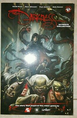 The darkness ultimate collection graphic novel