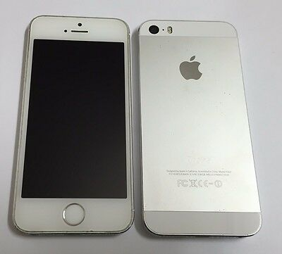 Apple iPhone 5s - 32gb 64gb - Space Gray, Silver  (Factory Unlocked) Smartphone