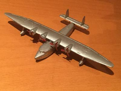 Dinky Toy Aircraft 60w Flying Boat 1945-48 VGC