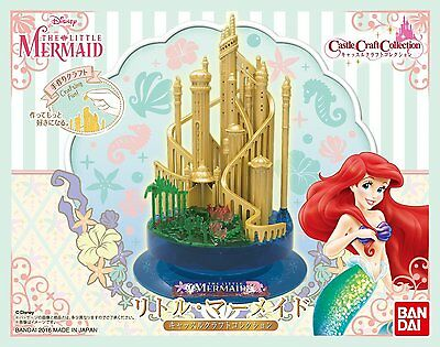 Bandai Castle Craft Collection THE LITTLE MERMAID from Japan