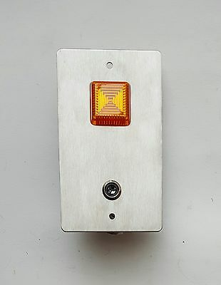 Wandsworth Disabled Persons Call System Replacement Overdoor Lamp Sounder Qd322