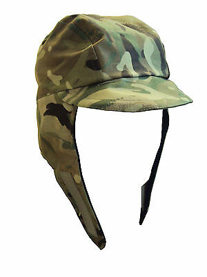 3079d6edd56 BRITISH ARMY MTP Cold Weather Hat Cap Size Medium New Paintballing ...
