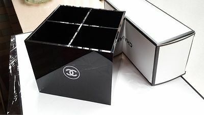 Box CHANEL scatola trucchi cosmetici cosmetics makeup trousse beauty case women
