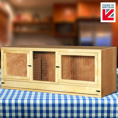 Indoor Stackable Rabbit Guinea Pig Hedgehog Chinchilla Cage Hutch FULL ASSEMBLED