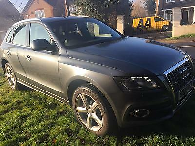 2009 Audi Q5 2.0TFSI quattro S Line 1 OWNER TAKE A LOOK HPI CLEAR