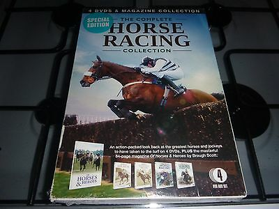 The Complete Horse Racing Collection Dvd  Set Special Edition