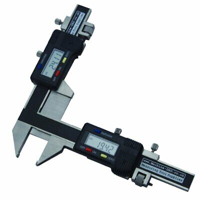 Gear Tooth Digital Vernier Caliper Metric Imperial Measure Readout Machine-DRO