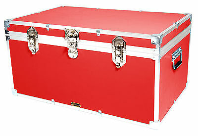 British Mossman Strong Boarding School Storer Cabin Storage Trunk - Luggage Case
