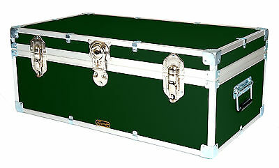 British Mossman Strong Boarding School Hand Cabin Storage Trunk - Luggage Case