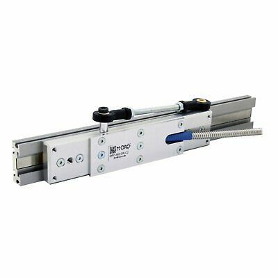 "1400mm (55"") Guided Carriage and Linear Rail for M-DRO Magnetic Encoders"