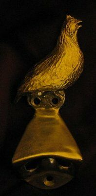 BOBWHITE QUAIL Wall Mounted Bottle Opener in Bronze