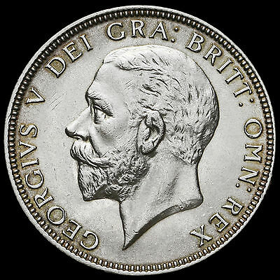 1931 George V Silver Florin, Scarce, A/UNC #2