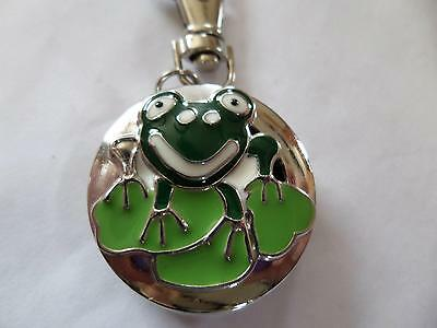 Frog Keyring Watch  (M3)  NEW BATTERY BEFORE POSTING