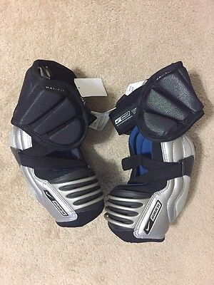 Brand New Nike Bauer Pro Stock V14 Sr Medium Elbow Pads