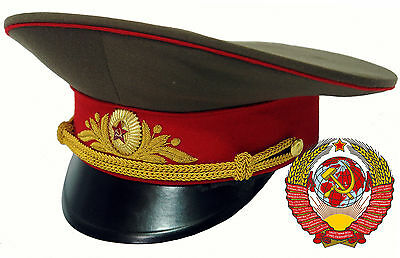 Mod.1988 Sz.58 GENERAL Cap DAILY uniforms Soviet Army USSR ground troops