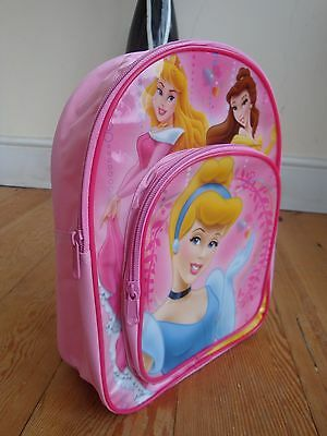 Disney `Princess` .. Happily Ever After Backpack ... Brand New .. Free Postage