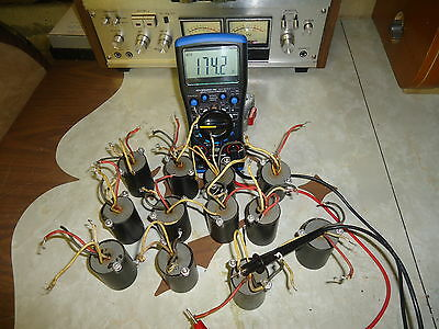 6Sn7 Tube  Matching Input / Output   Transformers  11  Pieces