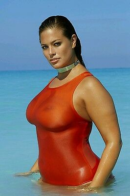 ASHLEY GRAHAM PHOTOGRAPH 9 - quality glossy A4 print