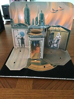 Rare Star Wars Vintage 1980 Cloud City Playset Sears Exclusive Kenner Mancave