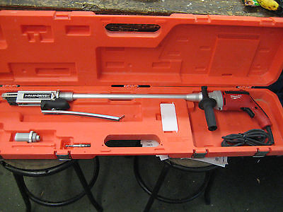 Pam Drive Corded Stand-Up Deck Fastening System w/Milwaukee 6740-20 Screwdriver