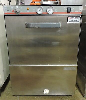 Used Fagor FI-48W Commercial Undercounter Dishwasher