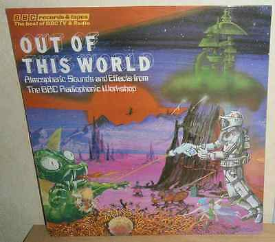 BBC Radiophonic Workshop: Out Of This World '76 BBC Records REC 225 Original