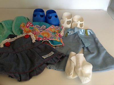 Cabbage Patch Kid Clothing Lot Doll Clothing Role Play Collectible
