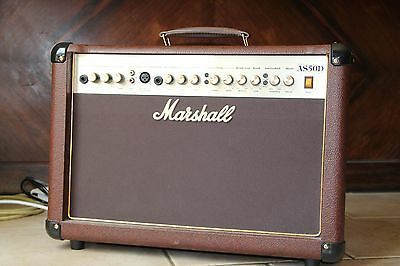 Ampli Guitare Marshall As50D Neuf