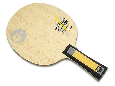 ITC Accelum Carbon New!!! (Handle: flaired/straight)