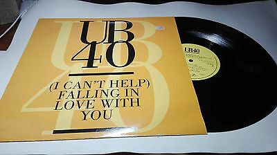 LP - Vinilo - UB40 – (I Can't Help) Falling In Love With You
