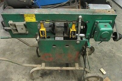 greenlee horizontal band saw model1346