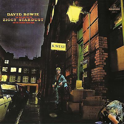 DAVID BOWIE ~ THE RISE AND FALL OF ZIGGY STARDUST ~ 180gsm VINYL LP ~ NEW/SEALED